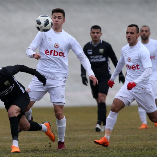 SCA-KHABAROVSK HOLD CSKA 1948 TO GOALLESS DRAW IN TURKEY
