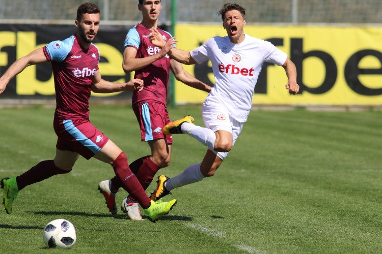 Strong CSKA in friendly game