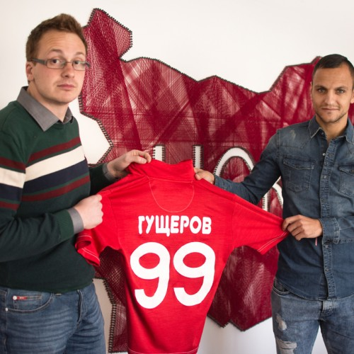 Andon Gushterov Extends His Contract With CSKA