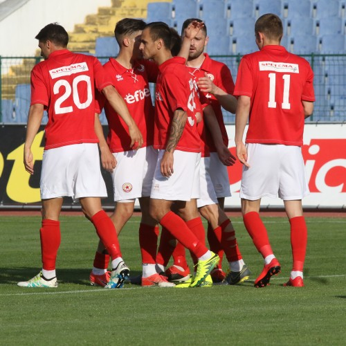 CSKA Steamroll Lokomotiv Gorna Oryahovitsa 4-0 in Sofia, Arda Is Next