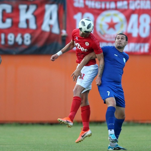 CSKA Pommel Spartak Pleven 4-1 at the Stadium in Lovech