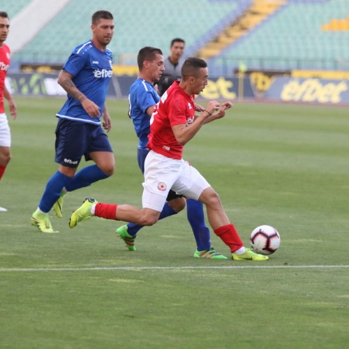CSKA TOPS THE STANDINGS AFTER 2-0 AGAINST SPARTAK VARNA