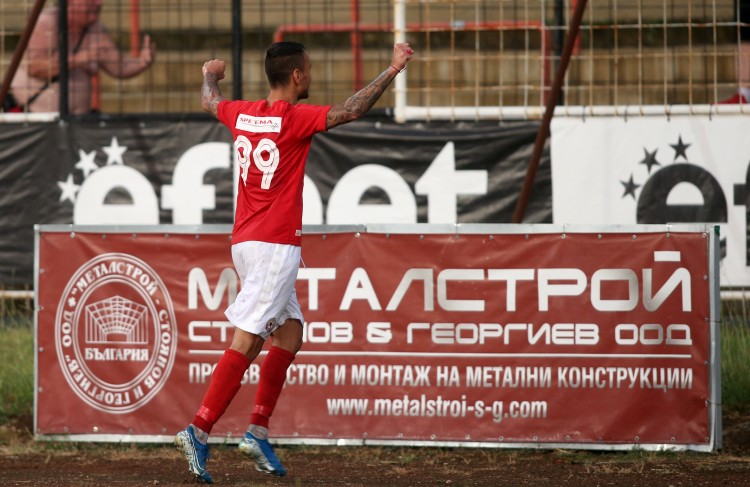 CSKA SNATCH THE THREE POINTS IN GORNA ORYAHOVITSA
