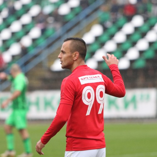 CSKA Beat Hebar 2-1 as Guests in a Wild Game