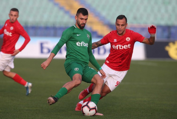 CSKA Snatches a Point from Ludogorets B with Two Injury-time Goals
