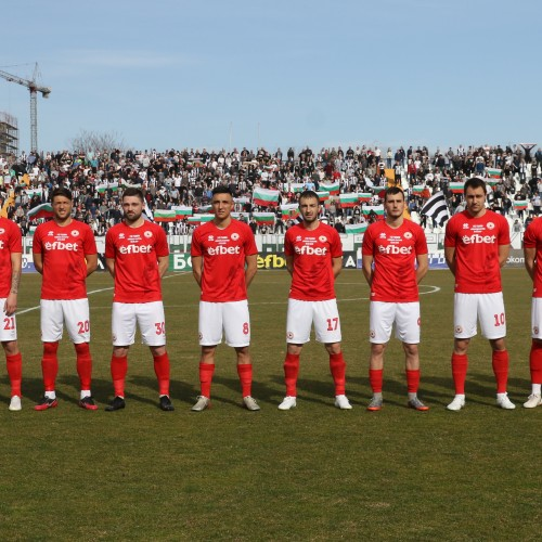 BULGARIAN FOOTBALL UNION SUSPENDS ALL CHAMPIONSHIPS UNTIL APRIL 13