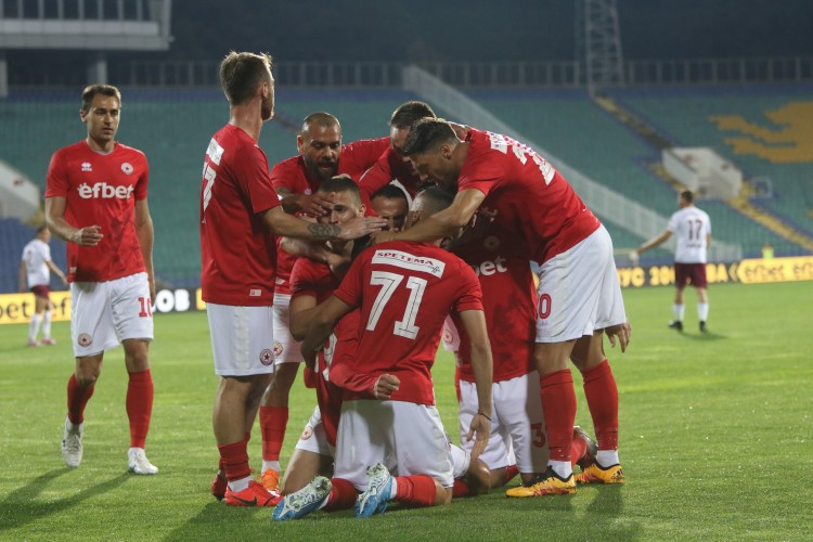 CSKA Is Second League Champion, The Honest March to The Top Continues