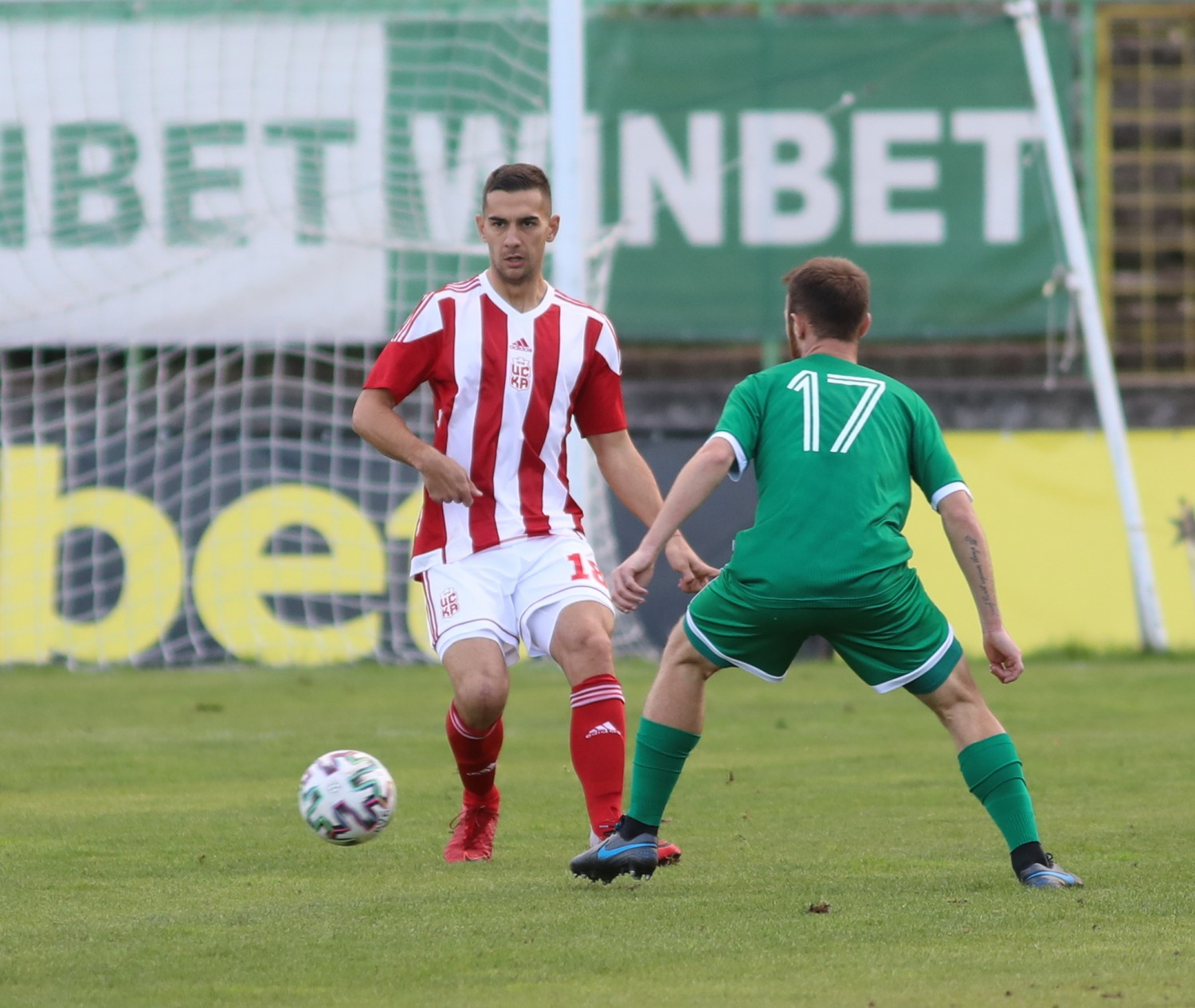 Debut for Ivaylo Chochev and a draw in Vratsa