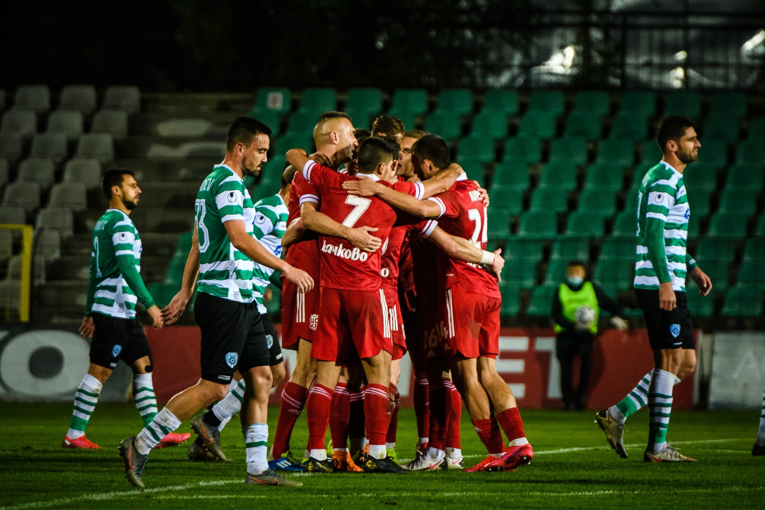 CSKA 1948 with a 2:1 win in Varna after a comeback