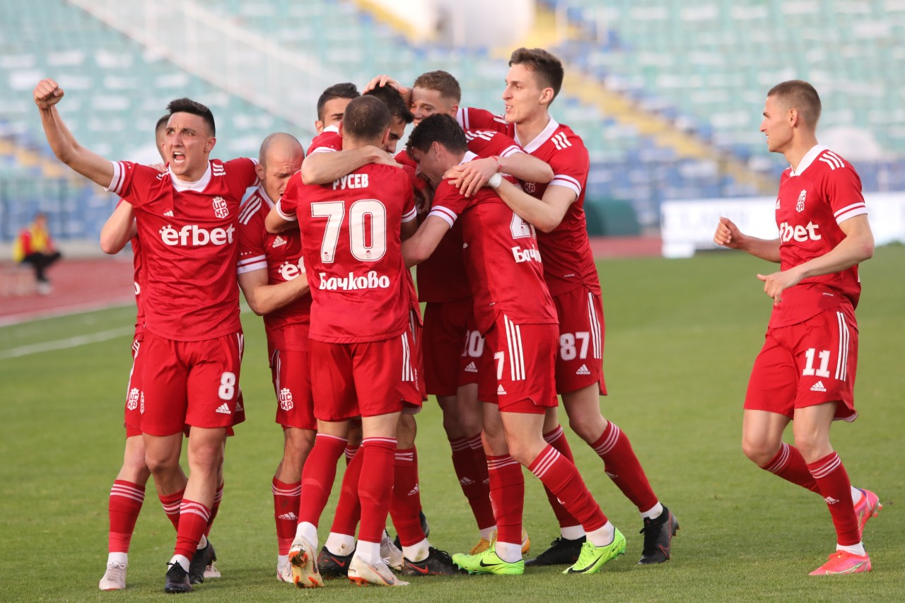 CSKA jumped bravely into Top 6 after a win against Lokomotiv (Plovdiv)