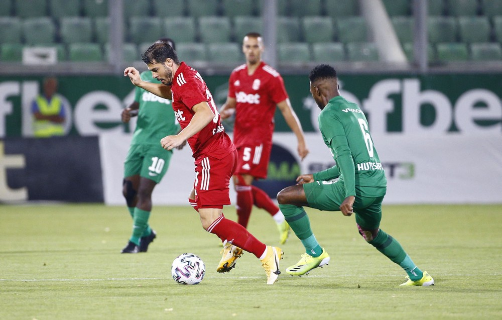 CSKA lost to Ludogorets in the second round of efbet Liga