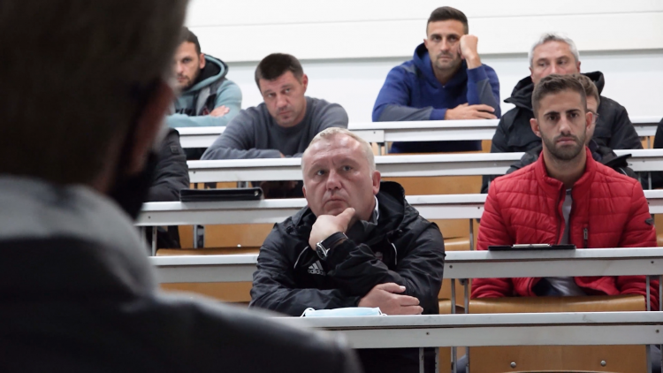 CSKA launches innovative lecture series for its coaches